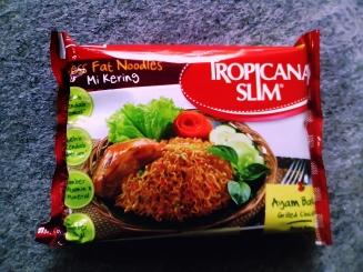 Mie Tropicana Slim Ayam bakar